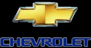Zástava aut značky Chevrolet