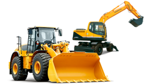 Stavební stroje a zařízení